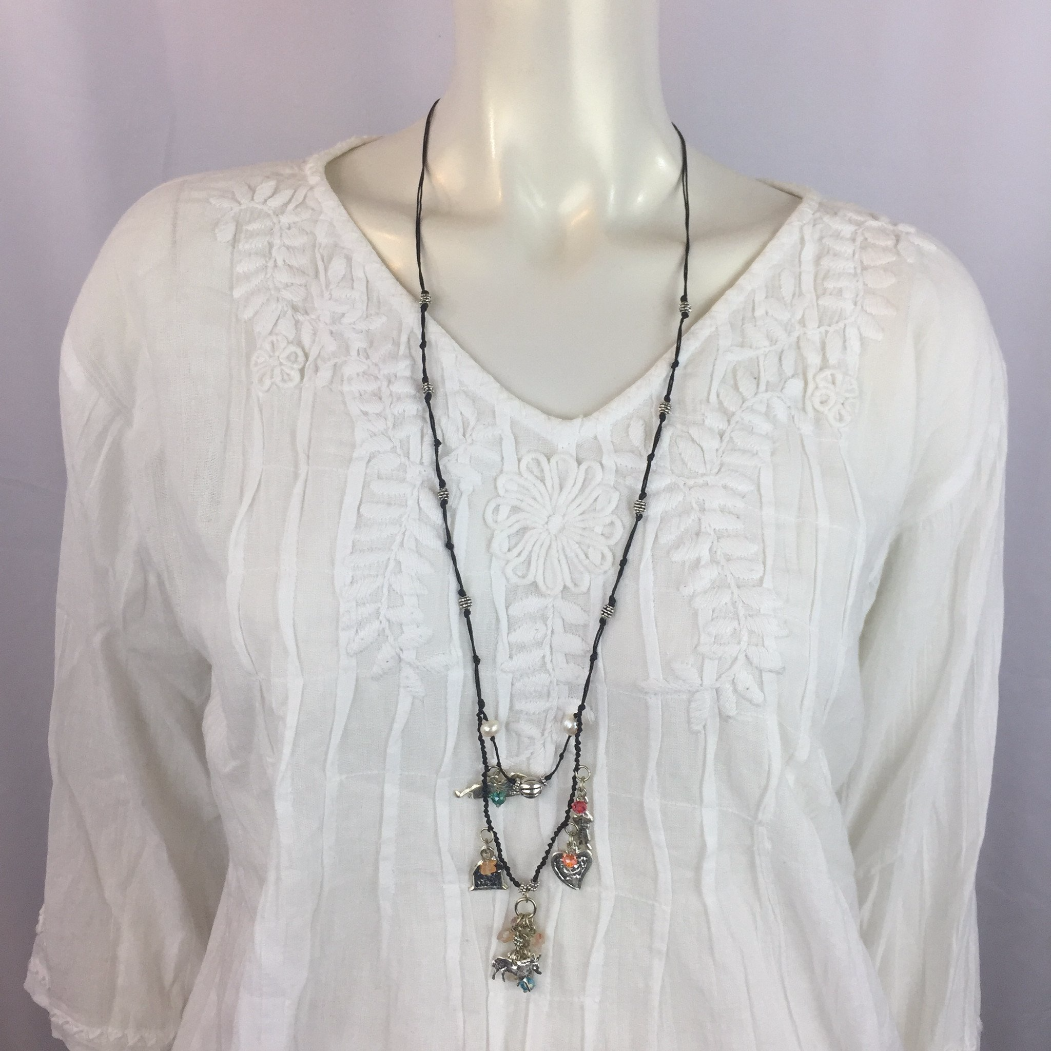 Soledad milagro necklace