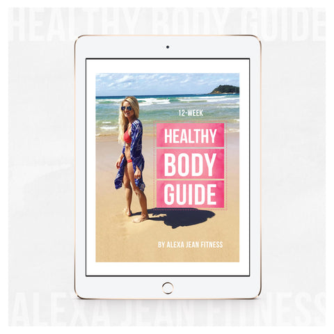 12-Week Healthy Body Guide