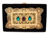 Treasury clutch