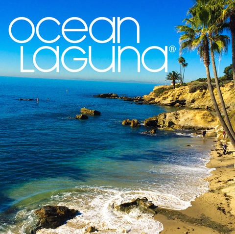 Ocean Laguna Day At The Beach Laguna Beach, California