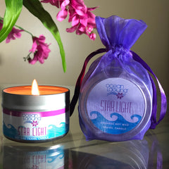 Ocean Laguna STARLIGHT pure soy candle