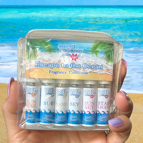 Ocean Laguna Mini Mist Escape to the Ocean Gift Set