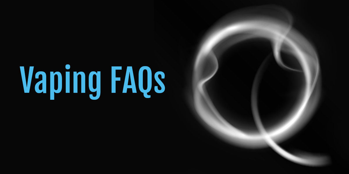 Discover all you need to know about vaping with our handy FAQs