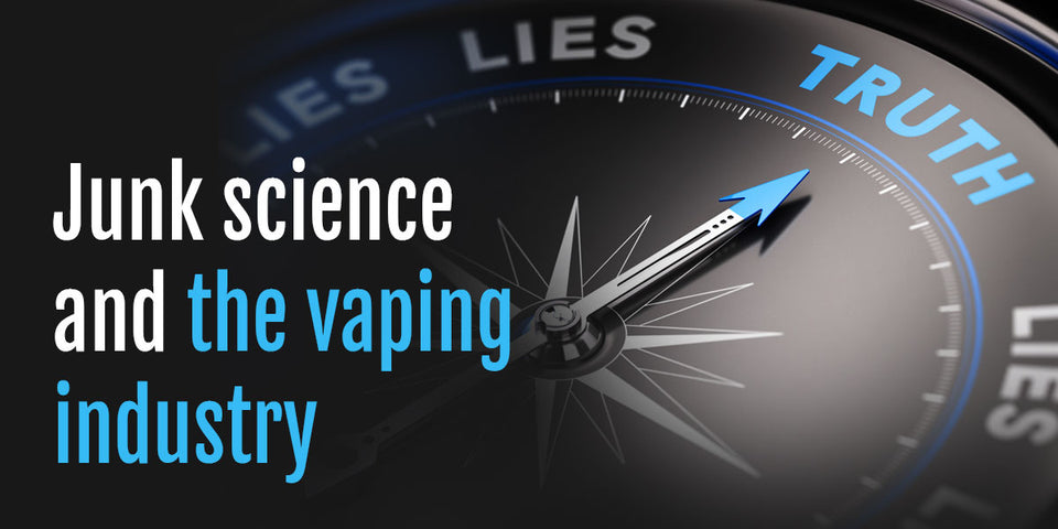 Will we ever see an end to vaping related junk science?