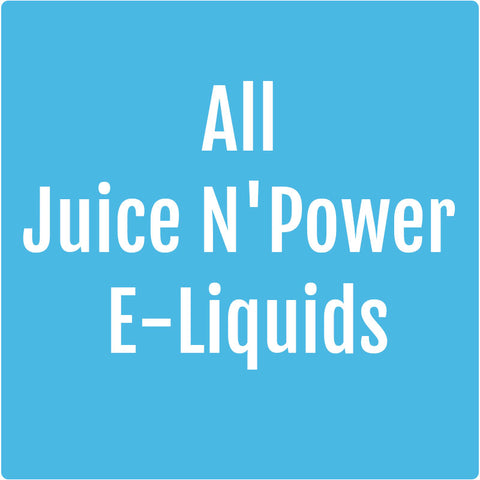 All Juice N' Power E-Liquids