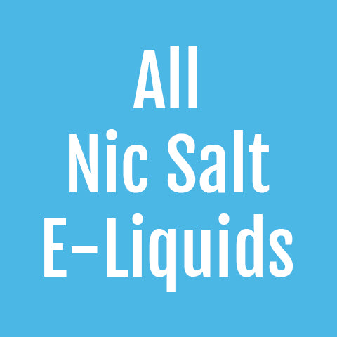 ALL Nicotine Salts E-Liquids