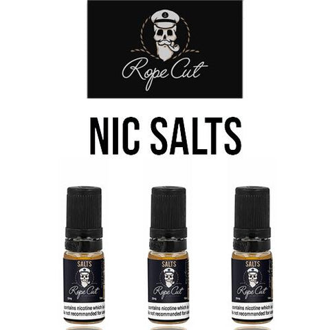 Rope Cut Nic Salts