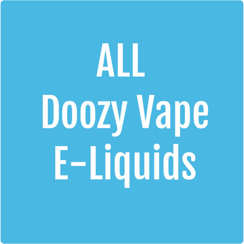 All Doozy Vape Co E-Liquids