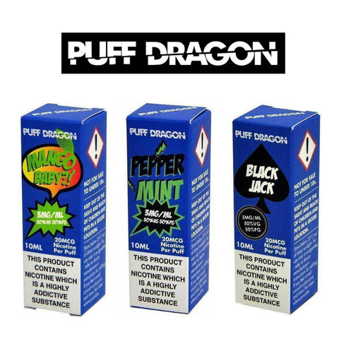 Puff Dragon 50/50