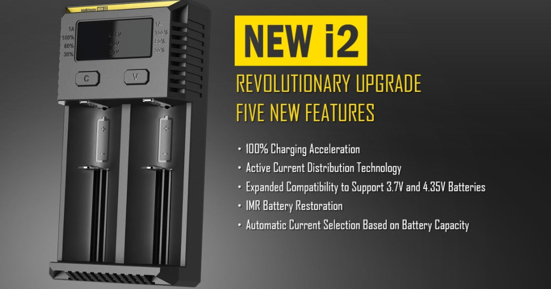 Revolutionary upgrade. Five new features.