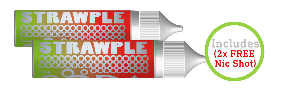 2 x Soda Shots Strawple for £20