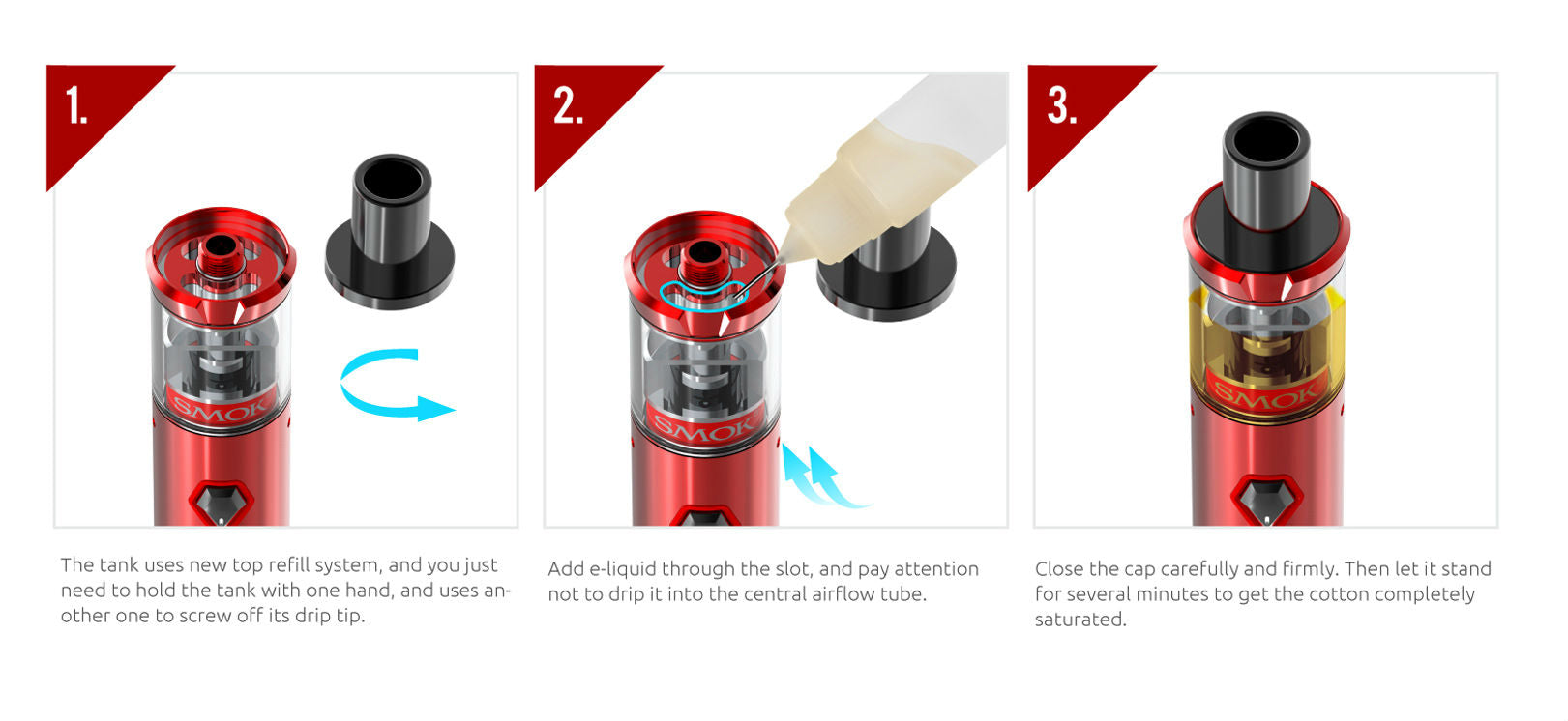 How to refill your vape pen