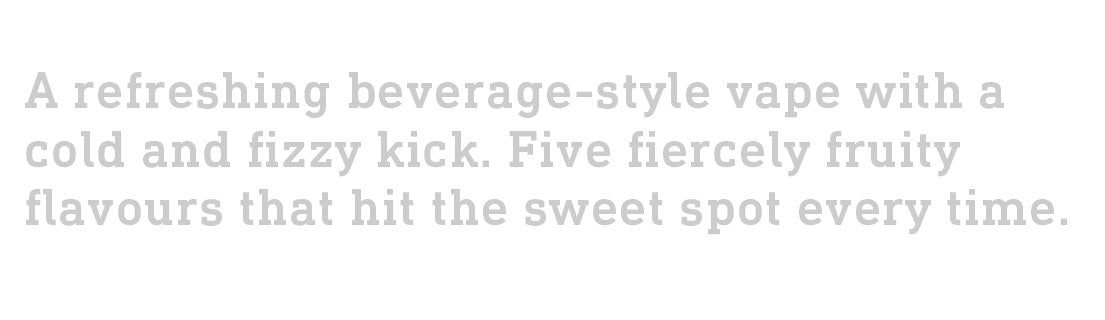 Soda Shots Five Fierce Flavours