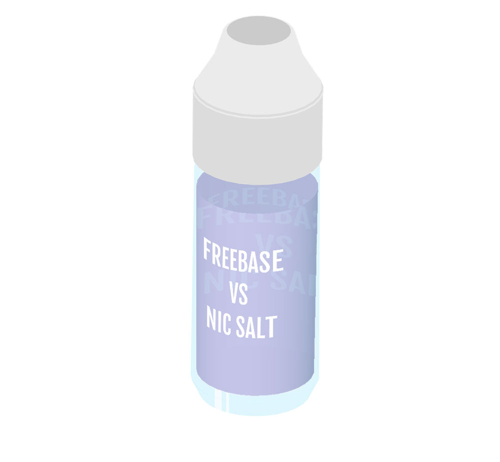 Freebase vs Nic Salts