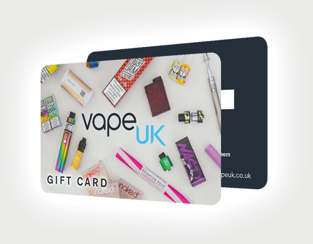 Vape UK Giftcard