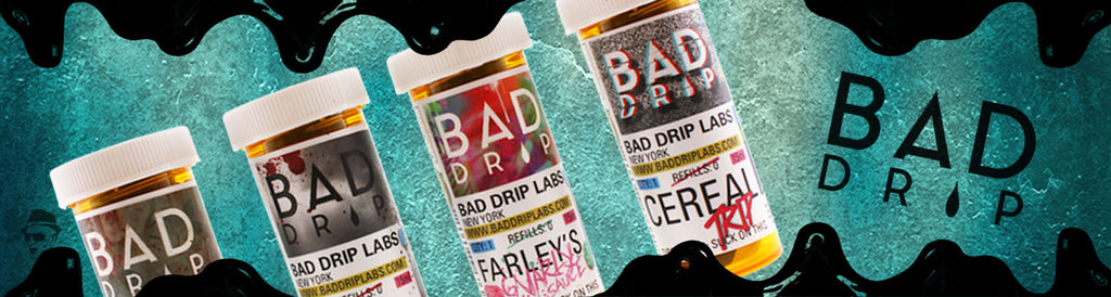 Bad Drip Short Fill Eliquids