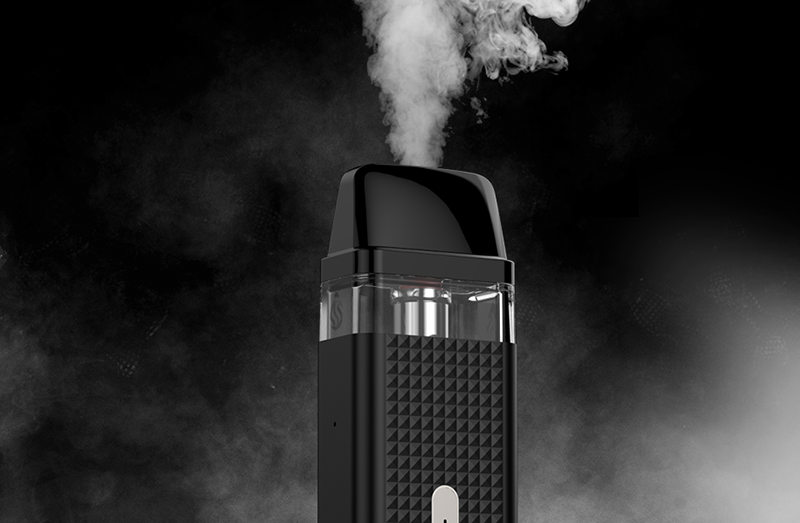 Simply start inhaling and your vape will spring to life