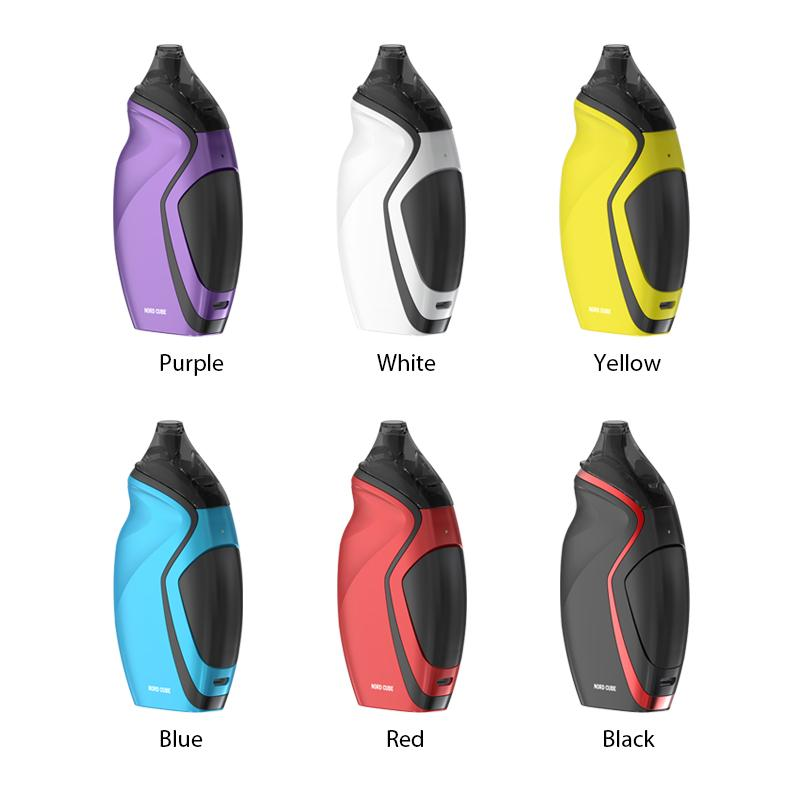 The Smok Nord Cube Pod System - Available from Mighty Vape