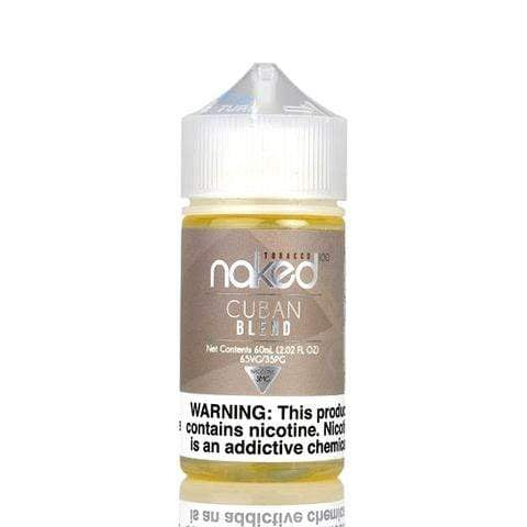 E-Liquid Naked 100 Cuban Blend