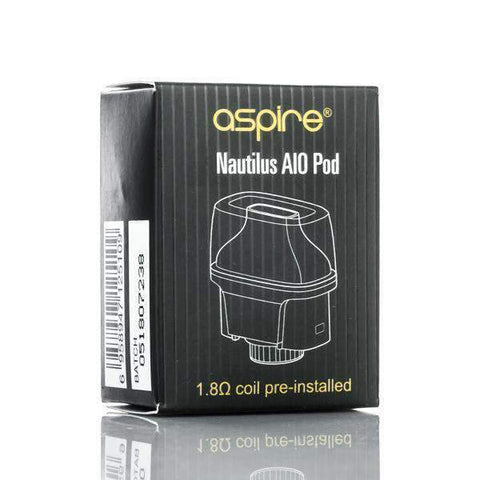 Pod Aspire Nautilus AIO Replacement E-Liquid Pod