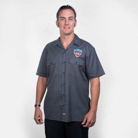 Warfighter Made Shop Shirt