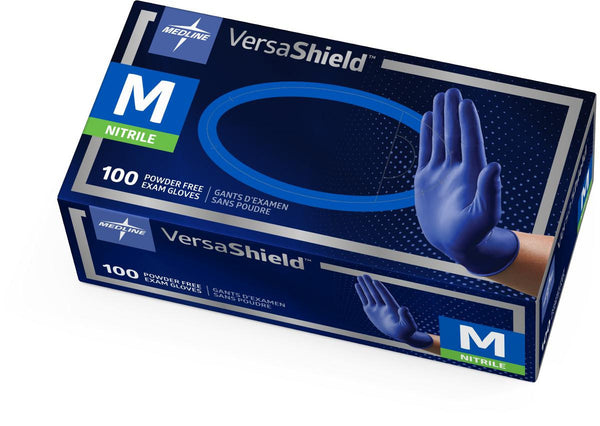 VersaShield Nitrile Exam Gloves