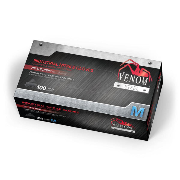 Venom Steel Industrial Nitrile Gloves