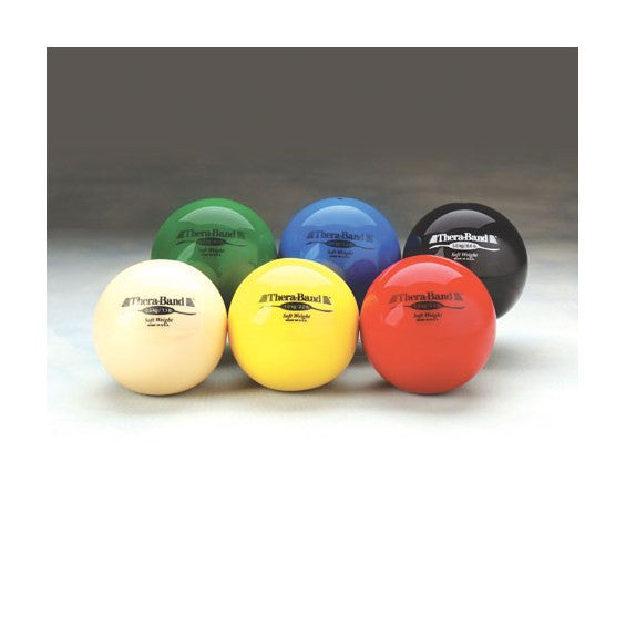 THERA-BAND SOFT WEIGHTS 6 PACK (1.1 LB. - 6.6 LB.) - RTOMed