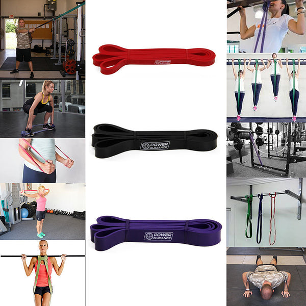 POWER GUIDANCE 3pcs Resistance Band Set