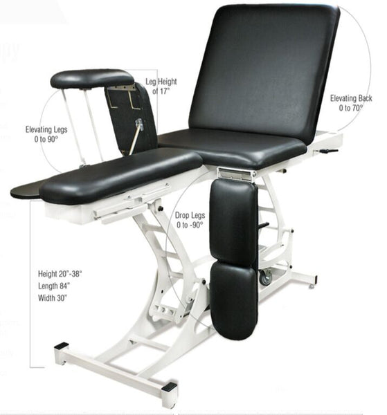 Leg and Shoulder Therapy Table - RTOMed - 1
