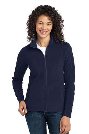 L223 Port Authority Microfleece Jacket