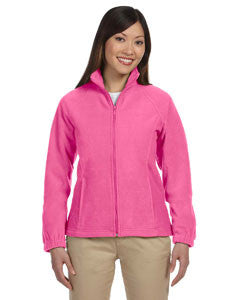 M990W Harriton Ladies' 8 oz. Full-Zip Fleece