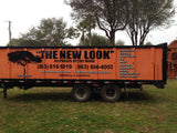 Rugged Surfaced Trailer Wrap