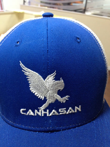 Cap Logo Embroidery