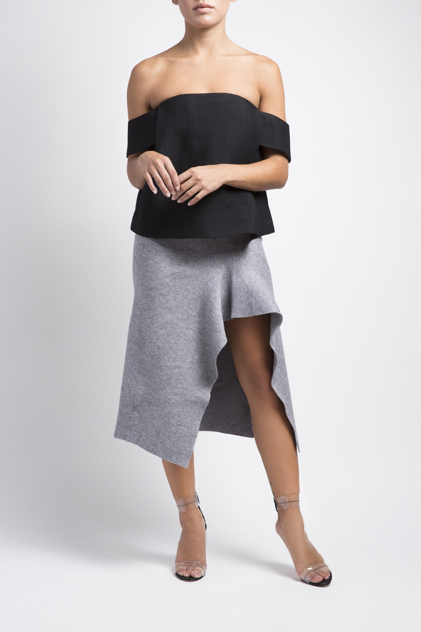 Break Free Knit Skirt