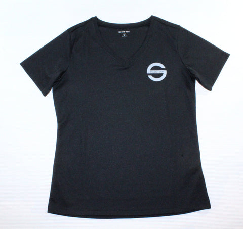 StaBallizer womens short-sleeve t-shirt - black