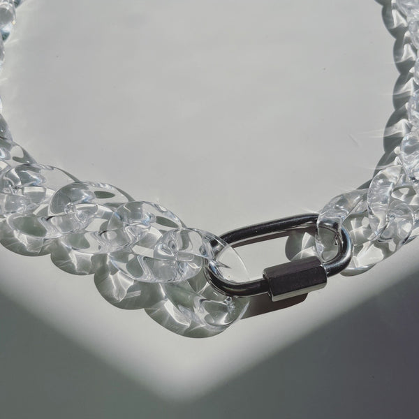 """Seeing Clearly"" Necklace"