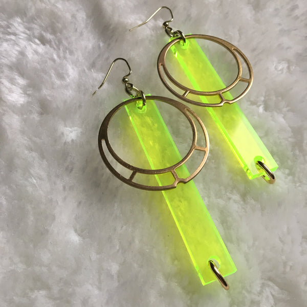 """Deco Dame"" Earrings"