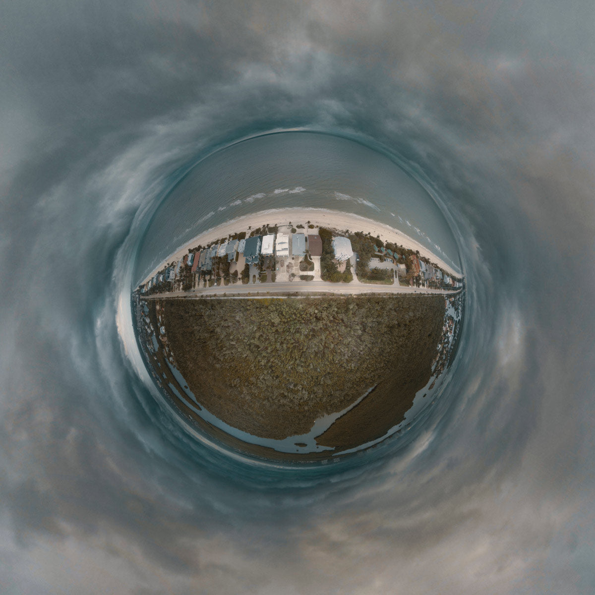 Tiny Planet 360 Panoramic