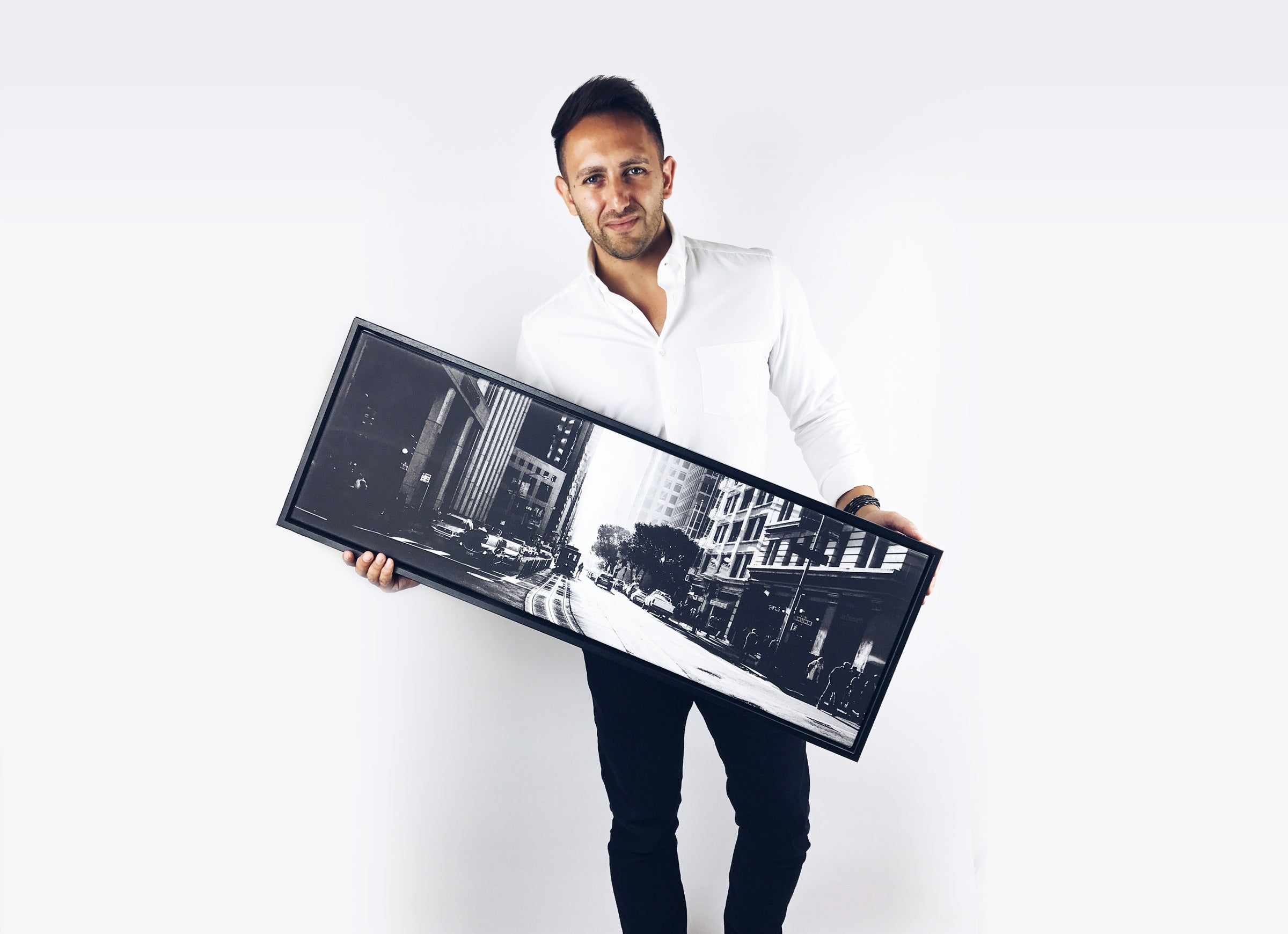 Steven Stokes - founder of Print Panoramics