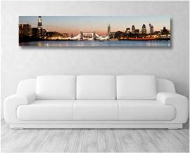 Panoramic Wall Canvas