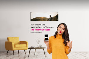 Panoramic photo prints - you create the memories we'll create the masterpieces