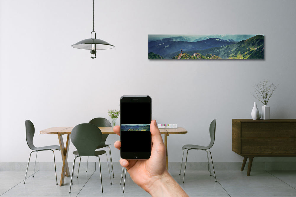 iPhone panorama photo prints