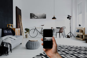 Your panorama images look much better on your wall than hidden on your iPhone