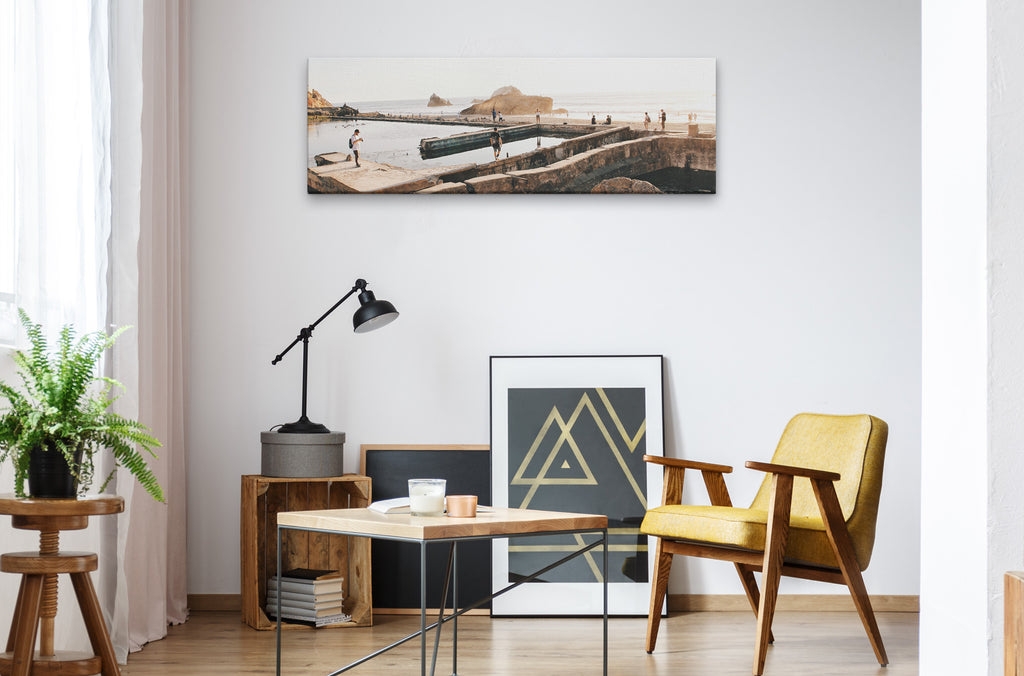 Panoramic Canvas Print
