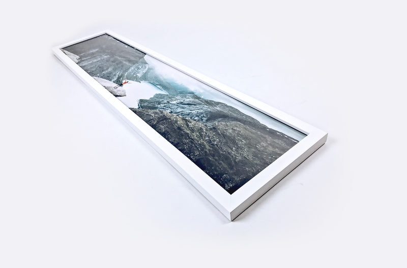 Ultra panoramic framed photo prints
