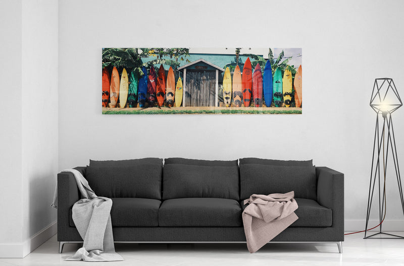 Panoramic Luxury Acrylic Panel Print