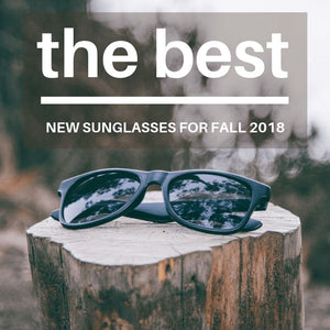 The Best New Sunglasses for Fall 2018