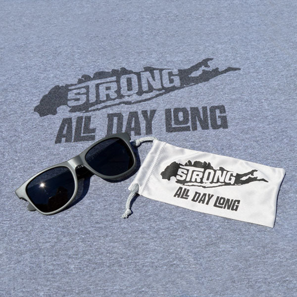 Island Strong Gage Sunglasses Collaboration