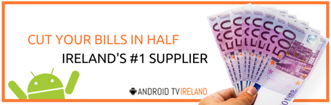 The best Android TV box from Android TV box Ireland